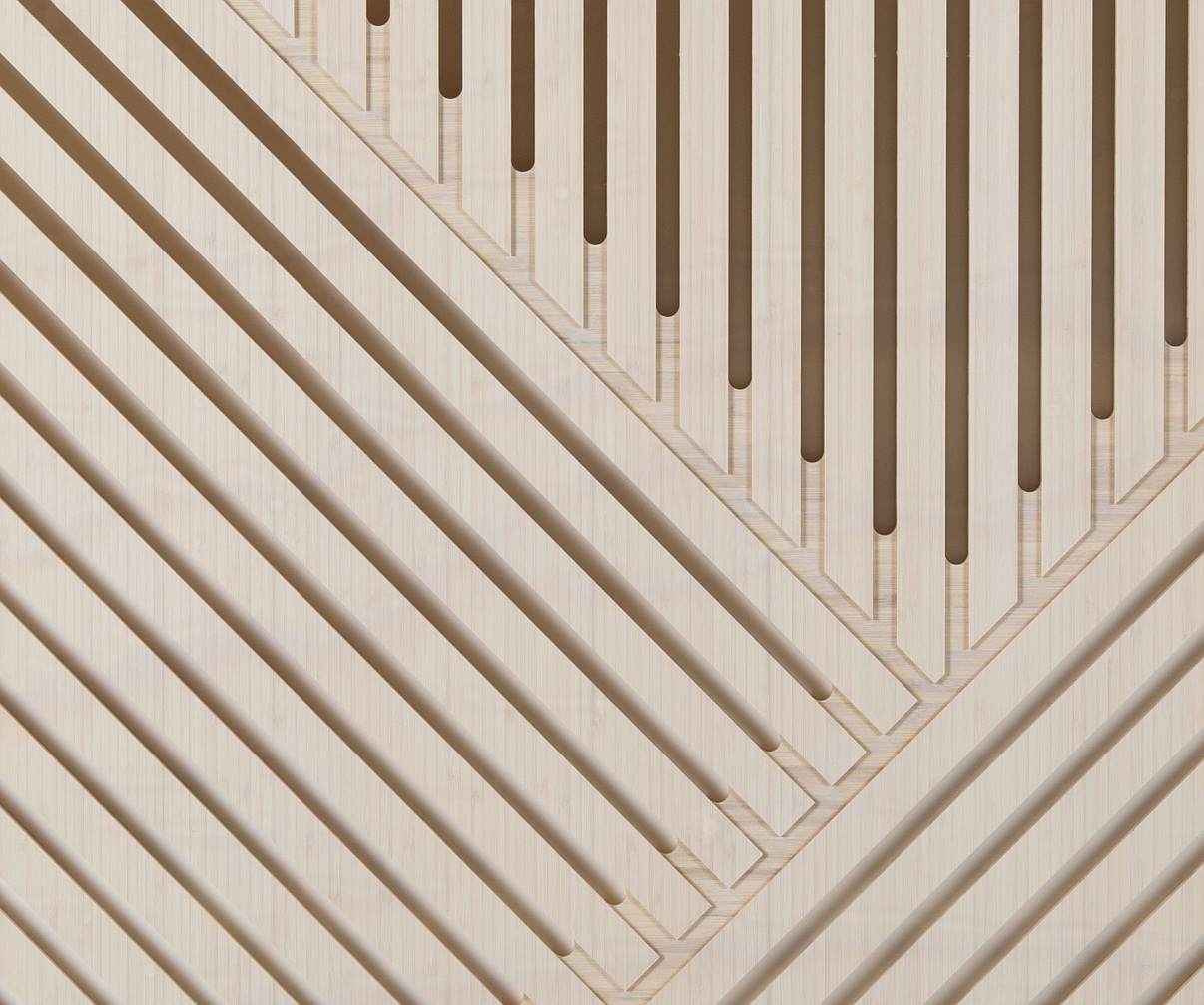 Futura Sound | Futura Wall Panels | Bamboo and Palm Wood