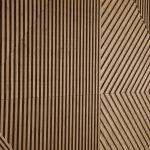 Fractal Wall Panels Bamboo And Palm Wood